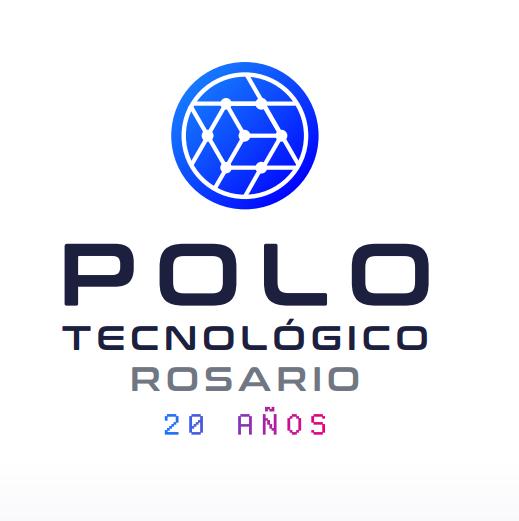 Logo 20 años Polo Tecnológico Rosario